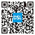 戴思乐公司微信服务号二维码