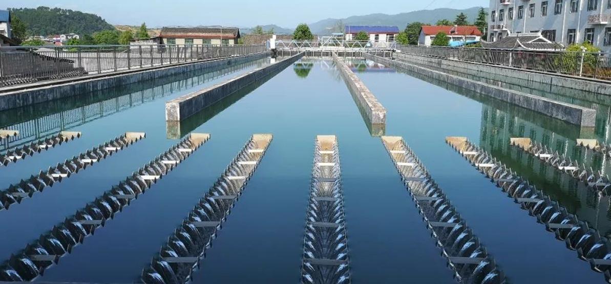 戴思乐污水处理项目案例