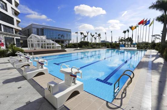 不同的地理位置游泳池设计技巧
